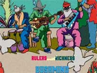 MIX CD/ Bushmind/Rulers with Richness 「O-RICH LABEL」