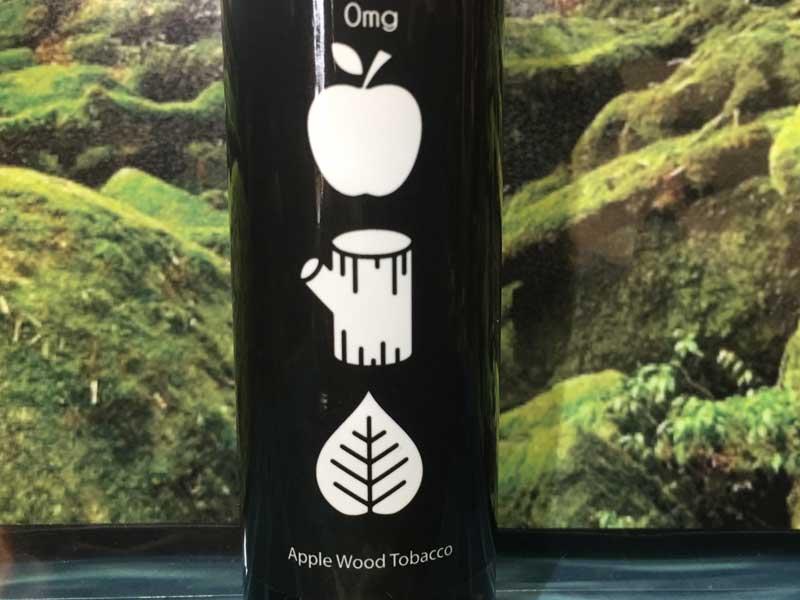 AWT Liquid Apple Wood Tobacco60ml アップルxウッドxタバコ リキッド