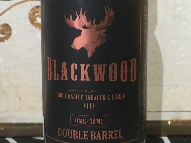 BLACKWOOD Double Barrel