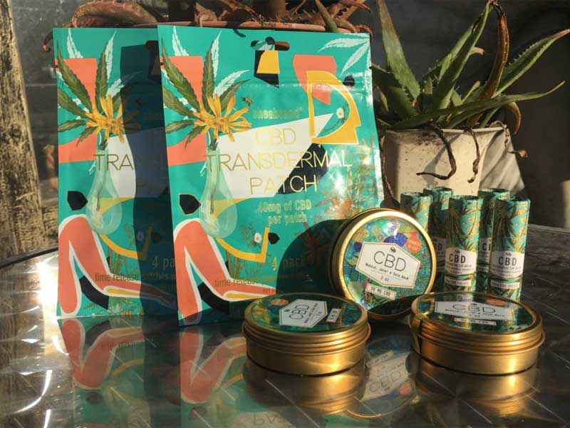 ニューヨーク発 Shea Brand(シアブランド) オーガニック 植物由来で、肌にも環境にも優しいCBD ブランド