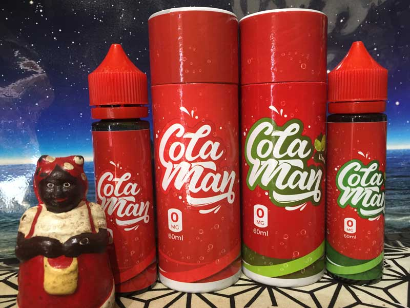 Cola Man コーラリキッド、コーラマン、 コーラマン ライム