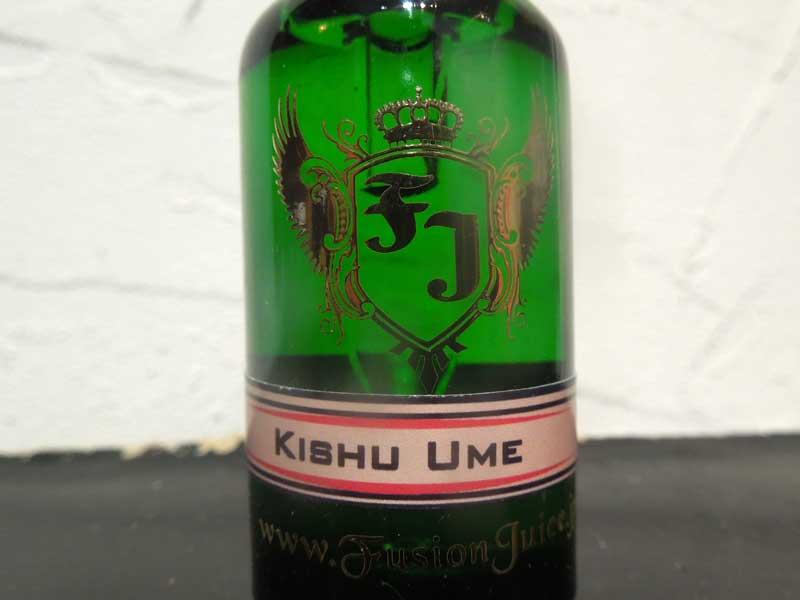 Fusion Juice(フュージョン ジュース) 紀州 梅 Kisyu Ume