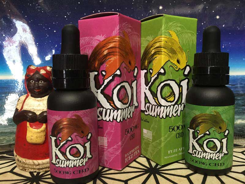 Koi CBD Cannabidiol/Summer