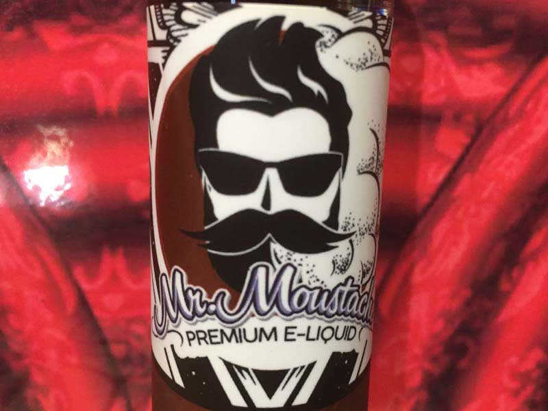 Mr. Moustache COFE′CREMOSO
