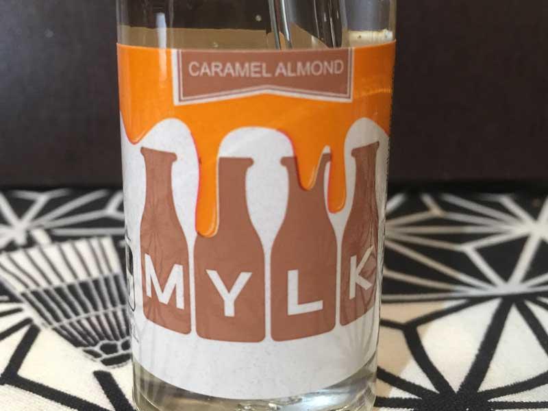 MYLK by Brewell Vapory Caramel Almond