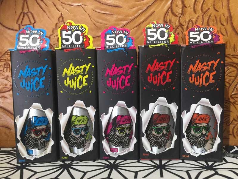Nasty Juice(ナスティージュース)