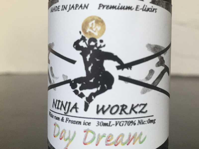 NINJA WORKZ Premium E-lixirs/ニンジャ ワークス