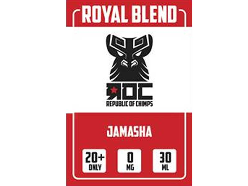 ROC(Republic of Chimps) Royal Blend/Jamasha