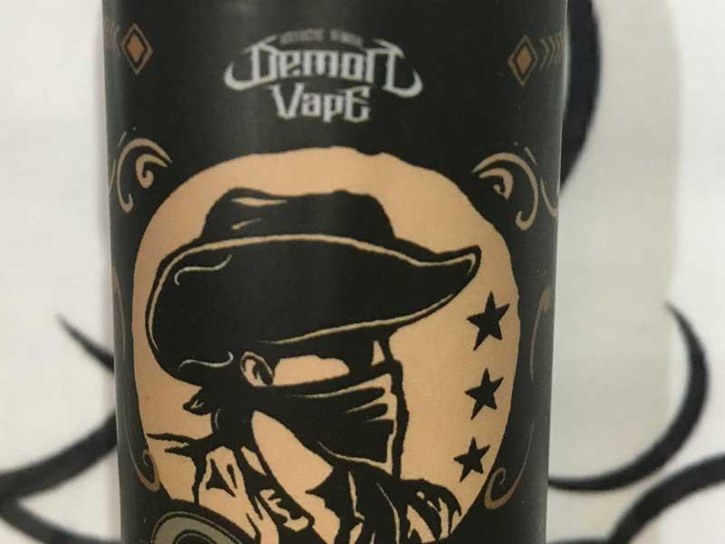 DEMON VAPE Oak Wood 65ml デーモンベープオークウッド タバコ RY4