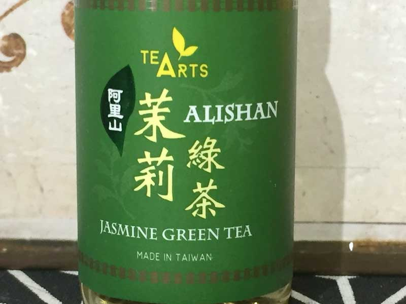 TEA ARTS 茉莉緑茶 Jasmine Green Tea 30ml  ジャスミン グリーンティー