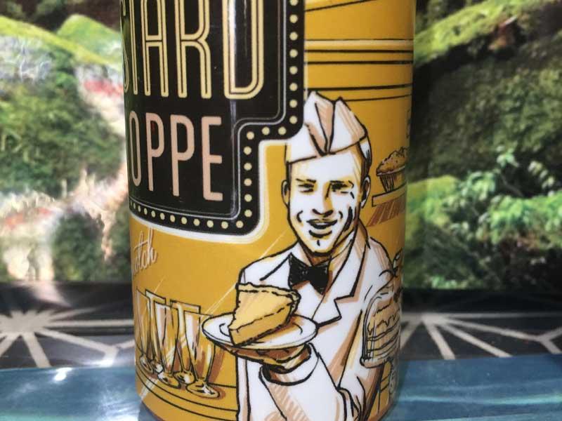 THE CUSTARD SHOPPE カスタードショップ Butter Scotch 100ml バタースコッチ