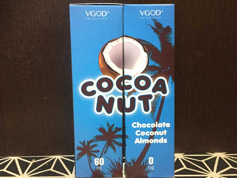 V GOD Cocoa Nuts ココアナッツ