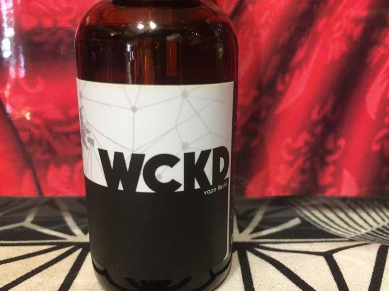 WCKDisWICKED/ピーナッツ/キャラメル
