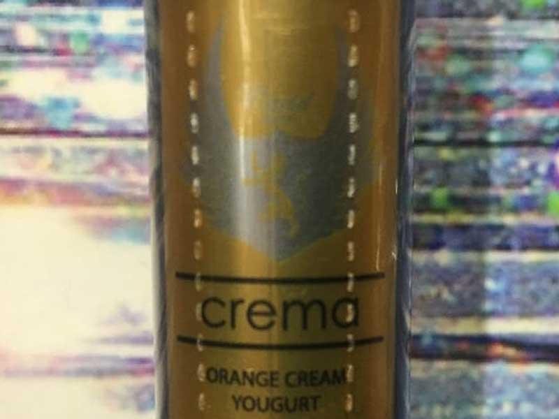 Xanic Blanc E-Liquid Crema/オレンジクリームヨーグルト味