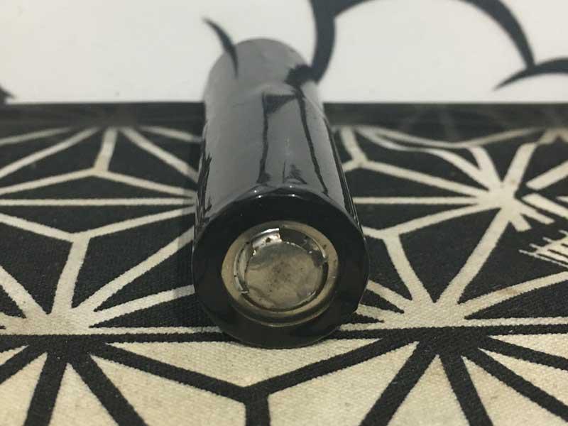 バッテリーの皮膜破れに、Battery Shrink Wrap18650 バッテリー シュリンクラップ