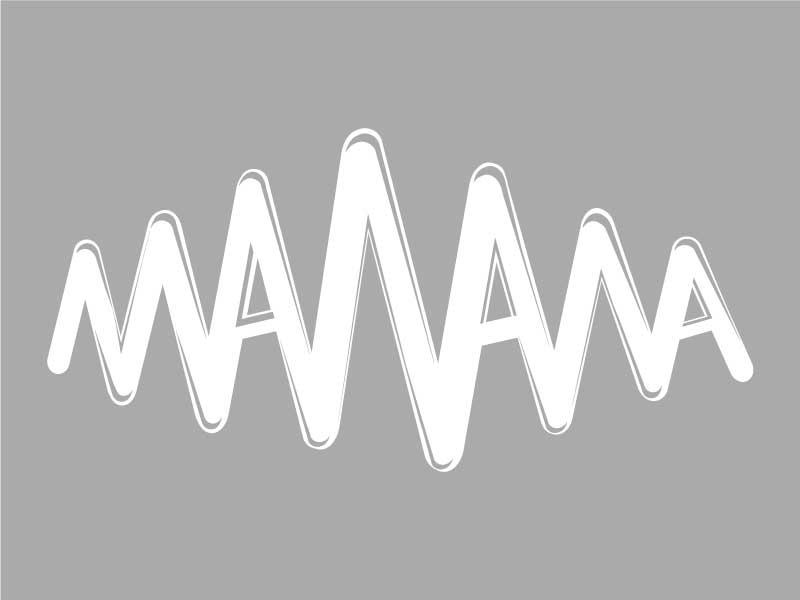 2018 F/W manana Spring Logo V3 Pullover Parka、マニャーナ クラシック V3 パーカー