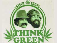 CHEECH & CHONG (チーチとチョン) Up in Smoke Goods